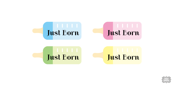 Just Born 01(哺乳瓶)